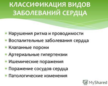 klassifikatsiya-vidov-zabolevaniy-serdtsa